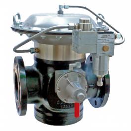 Купить ALFA 250 АР, BP, MP пилотные регуляторы давления газа серии ALFA 250