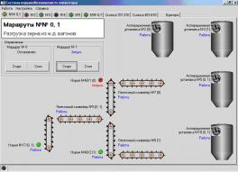 Купить Автоматизированная система управления оборудованием элеватора