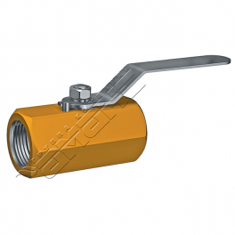 Купить АМАКС-КШ кран шаровой цапковый DN 15…20 мм, PN 1,6МПа