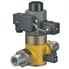 Купить АМАКС-КЭ клапан электромагнитный стальной DN 20 мм, PN 1,6МПа типа «НО»