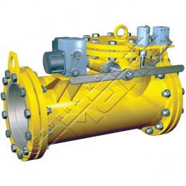 Купить АМАКС клапан отсечной быстродействующий DN 200…700 мм, РN 1,6МПа