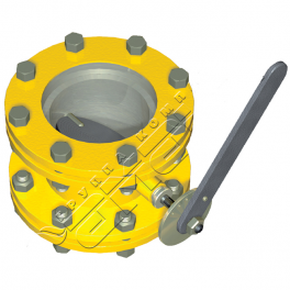 Купить АМАКС-ЗД заслонка дроссельная газовая DN 50…600 мм