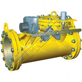 Купить АМАКС клапан отсечной быстродействующий для ГРП DN 200…700 мм, PN 1,6МПа