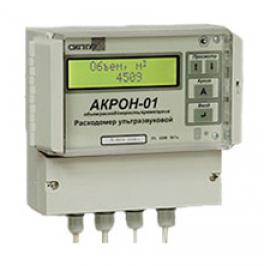 Купить АКРОН-01 расходомер ультразвуковой с накладными датчиками
