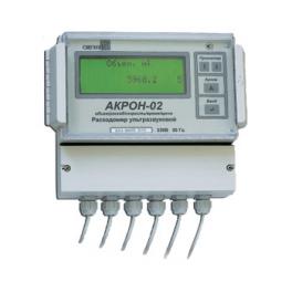 Купить АКРОН-02 ультразвуковой расходомер