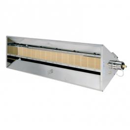 Купить EUCERAMIC газовые инфракрасные обогреватели светлого типа