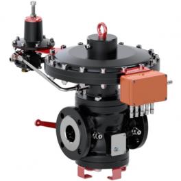 Купить Venio-C.R5 регулятор давления газа пилотный модульного типа