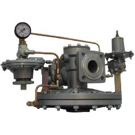 Купить РДБК регулятор давления газа ЭПО «Сигнал»