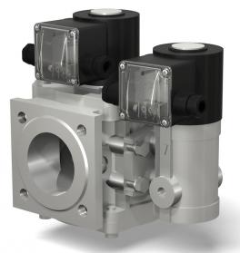 Купить ВН клапаны газовые электромагнитные трехпозиционные