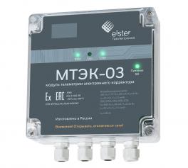 Купить МТЭК-03 модуль телеметрии электронного корректора для TC220