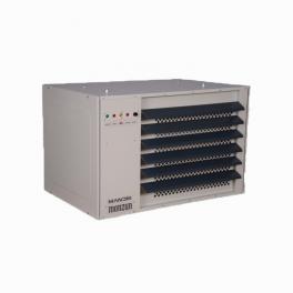 Купить MONZUN-VH газовый тепловоздушный агрегат с осевым вентилятором