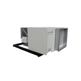 Купить MONZUN-CV RTI газовый тепловоздушный агрегат с радиальным вентилятором и смесительной камерой
