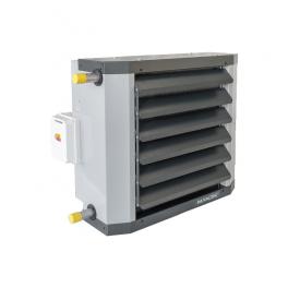Купить MONZUN-TE тепловоздушный водогрейный агрегат